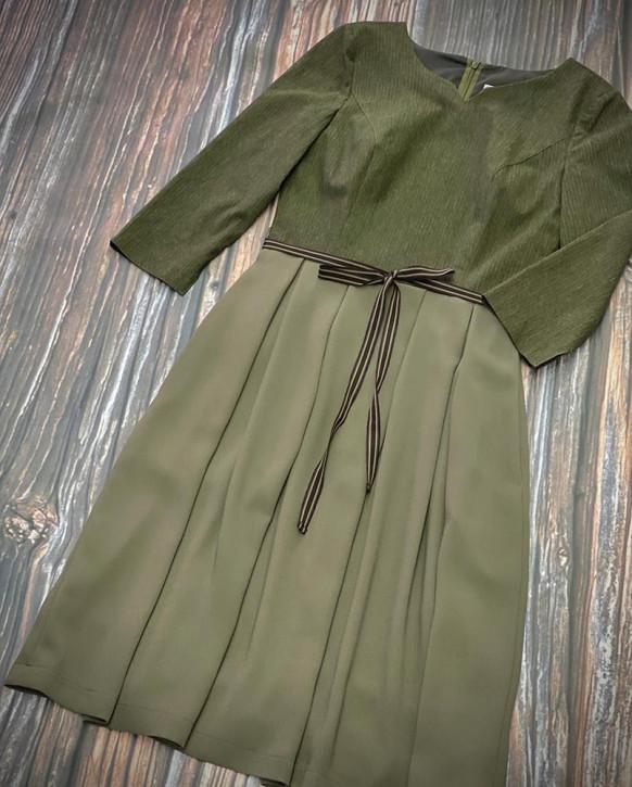 Damenkleid 41555A 36