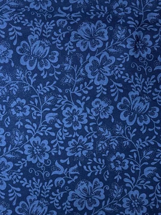 Blaudruck Baumwolle